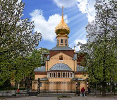 Передача храма в безвозмездное пользование Приходу