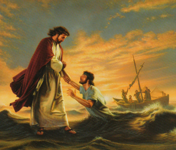 Хождение Иисуса по воде