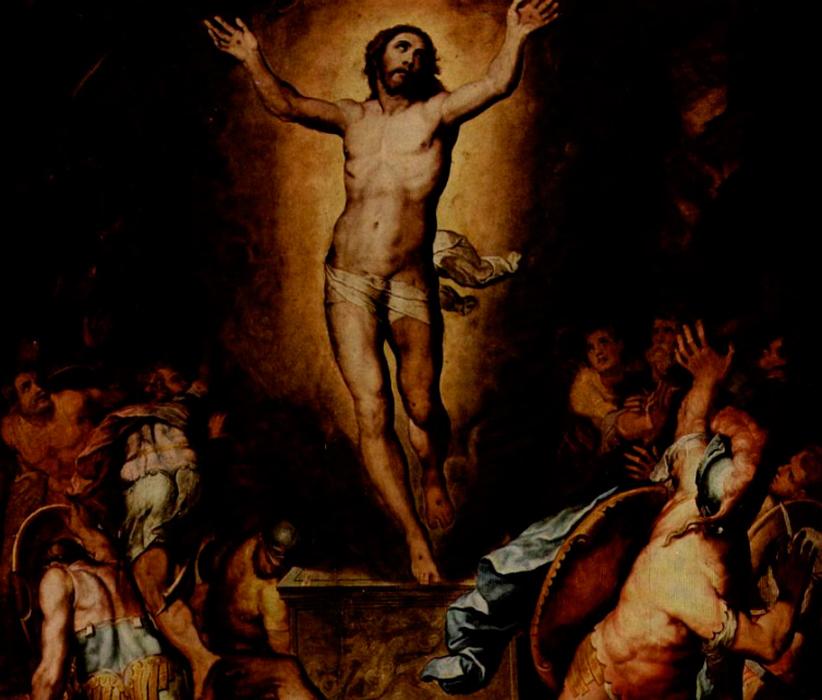 """Марко даль Пино """"Воскресение Христа"""""""
