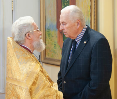 президент СПбПУ академик Михаил Петрович Федоров