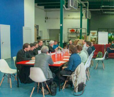 мероприятия вместе с Санкт-Петербургским Общественным Движением молодых специалистов науки и техники